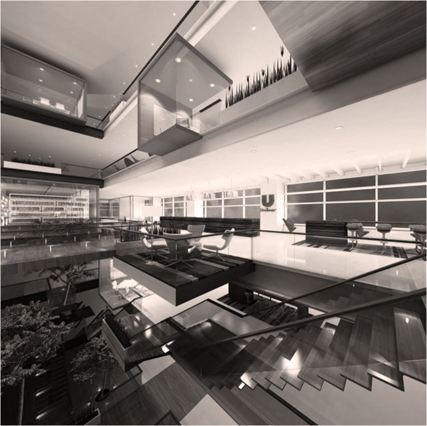 unilever office interiors singapore staarch